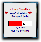 Love Calculator Mobile